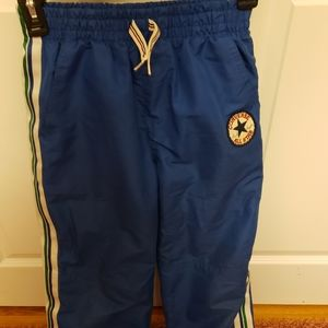 Boy's converse pants size 10-12 worn only once!